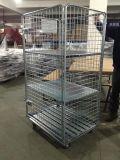 Het vouwen van Zink plateerde de Container van het Broodje voor Opslag (SLL07-L017)