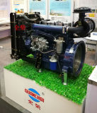 1500, 1800rpm Dieselmotor, Motoren für allgemeine Generator-Sets 4105D