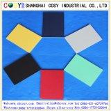 Hoja colorida de la espuma del papel de tarjeta de la espuma con la muestra libre