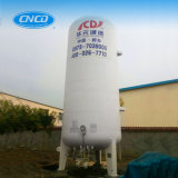 El tanque de almacenaje criogénico líquido del tanque del CO2