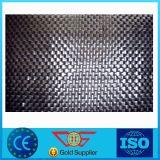 Geotextiles tejidos China de los PP con el polipropileno 100% los 65-65kn/M