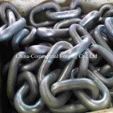 造られた溶接された鎖(めっきされるクロムかニッケル)