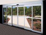 Automático de puertas corredizas de cristal comercial