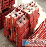 Shanghai Zenith professionnel de la plaque de la mâchoire