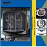 プラスチック自動車部品PVDの真空メッキ機械、車のロゴのクロム真空メッキ装置