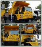Autocarro con cassone ribaltabile di estrazione mineraria di Shacman 6X4