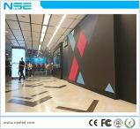 De muur Opgezette Vertoning van het Aanplakbord van de Reclame, de LEIDENE van de Rand van het Silicone Raad van het Menu, de Spanning van de Stof van de Profielen van het Aluminium van het Beeld