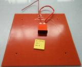 riscaldatore caldo della gomma di silicone della stuoia di calore di 110V 500*500mm per Cr-10printer
