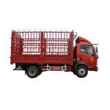 Nouveau Sino HOWO Light Duty moteur Diesel camion Cargo Van 4X2 pour la vente de camion de clôture