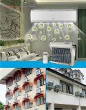 منزل إستعمال جدار شمسيّة ينقسم نوع هواء مكيّف