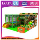 Equipamento surpreendente do campo de jogos das crianças do tema da selva (QL-16-8)