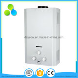 Sudáfrica Mercado Modelo vendedor caliente 8 LTR de gas del calentador de agua