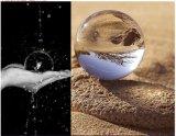 Feng Shui claro Magic bola de cristal de vidrio para decoración