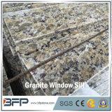 Granito Polished de gama alta de la mariposa del amarillo G860 Gillio para el travesaño y los pasos de progresión de la ventana