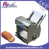 Trancheuse de pain de machine de découpage en tranches de pain grillé d'acier inoxydable/trancheuse de pain grillé