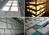 Runder Typ Instrumententafel-Leuchte der Oberflächen-Decken-40W 595*595mm LED mit Cer-Bescheinigung