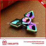 2017 대중적인 다채로운 무지개 싱숭생숭함 방적공 또는 장난감 손 방적공 /Gyro 핑거 방적공