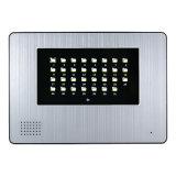 Видео- дверной звонок телефона двери с 7 видеоим варианта PIR иК экрана дюйма & функцией аудиоего рекордной
