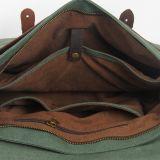 I sacchetti di spalla impermeabili della macchina fotografica della tela di canapa di Redswan hanno lavato le borse del computer portatile di corsa della tela di canapa (RS-6861C)