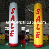결혼식 훈장 팽창식 LED 가벼운 기둥