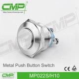 Agganciando l'interruttore di pulsante (MP22S1/H11Z)