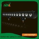 Le CREE de la barre 120W DEL 10W d'éclairage LED ébrèche les lumières pilotantes tous terrains de barre de guide optique