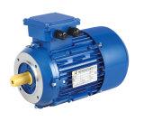 motor de alumínio da carcaça da eficiência elevada de 2.2kw Ie2/Me2