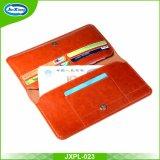 Boa qualidade para a carteira de couro do caso do iPhone 7