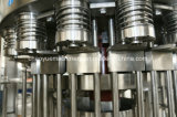 Volledig-automatische 4 in-1 Apparatuur van het Flessenvullen van het Vruchtesap van de Pulp (RCGF)