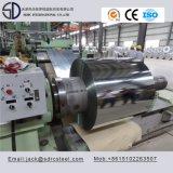 Bobina de acero galvanizada sumergida caliente de SGCC Dx51d G550 por completo difícilmente