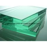 Psc tempéré le verre feuilleté pour piscine Frameless barrière de verre