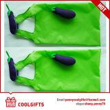 Nette faltbare Einkaufstasche des Polyester-190t für förderndes Geschenk