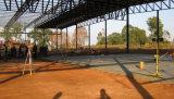 Полуфабрикат здание пакгауза снабжения стальной структуры