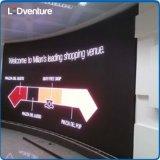 解決を広告するための屋内フルカラーの大きいLED TVスクリーン