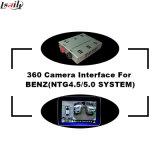 Automobile che inverte l'interfaccia della macchina fotografica 360 per Mercedes-Benz C/B/a/E/Glc/Cla/Gle Ntg5.0