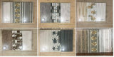 Baumaterial-keramischer Stein deckt Dekoration mit Ziegeln