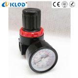 1/4 pulgadas Material Aleación del compresor de aire neumático Regulador de aire Br2000