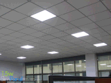 1200*600mm 백색 프레임 LED 천장판