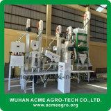 Reismühle-Maschinen des kompletten Set-1ton/H angekochte