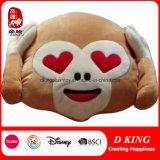 Plüsch Emoji Kissen-Großverkauf-Zoll scherzt Spielzeug-Kissen