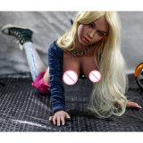 jouets de sexe de corps de poupée orale de silicium de 128cm pleins