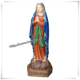 زخرفة بيتيّ دينيّ تمثال صغير /Virgin ميري تماثيل ([إيو-ك056])