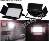 Fotografía del LED que enciende la luz suave
