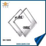 Roestvrij staal 304 en het Handvat van de Deur van het Kristal met Donderpad (dh-5005)