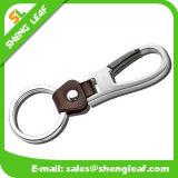 캐나다 외국에서 좋은 금속 Keychain 간단한 판매