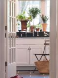 Самомоднейшие шкафы Kitcen лака с кухней Eccessories