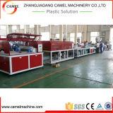 Производственная линия штрангпресса доски Decking профиля PVC WPC