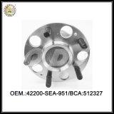 Unidade do cubo de roda traseira (42200-SEA-951/BR930607) para Acura, Honda