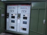 Metal-Clad örtlich festgelegte Schaltanlage Wechselstrom-Xgn2