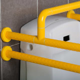 D'usine barres fixées au mur de traitement d'urinal de salle de bains directement pour des personnes âgées